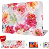 VAESIDA MacBook Pro 15 Inch Case, Floral Laptop Cover & Keyboard Cover & Screen Protector Only Compatible Mac Pro 15…
