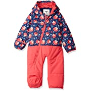 Roxy Baby Girls' Rose Jumpsuit, Elmo, 12-18 Months