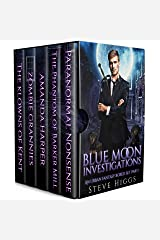 Blue Moon Investigations: A Humorous Fantasy Adventure Series Boxed Set Part 1 Kindle Edition