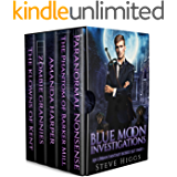 Blue Moon Investigations: An Urban Fantasy Boxed Set Part 1