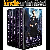 Blue Moon Investigations: An Urban Fantasy Boxed Set Part 1