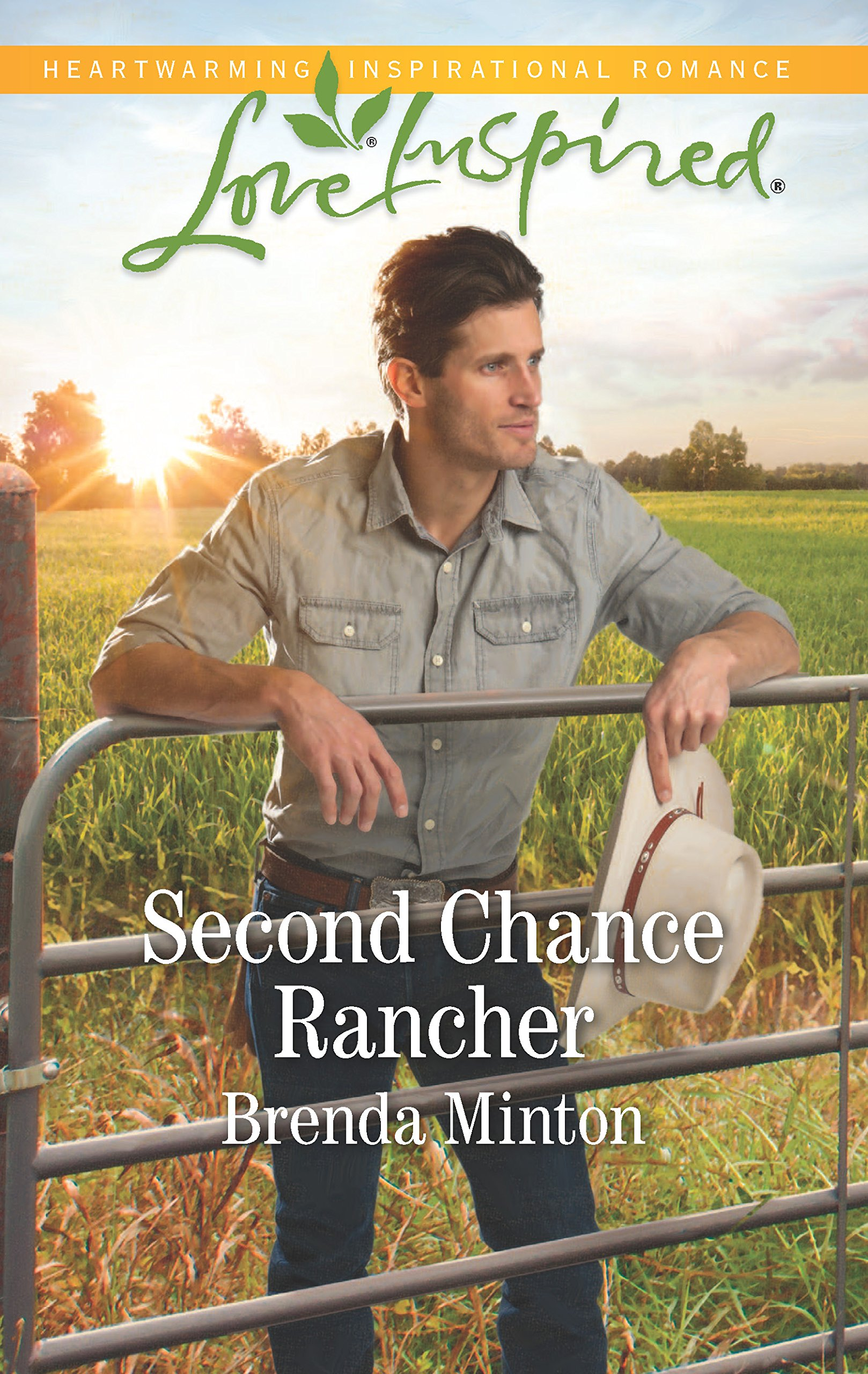 Second Chance Rancher (Bluebonnet Springs) pdf epub