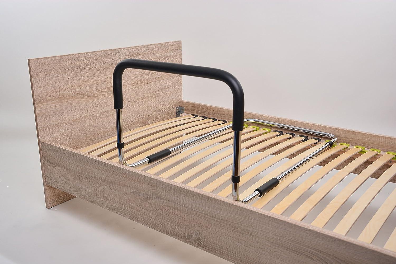 Bettgriff und Aufstehhilfe geeignet für Betten mit Lattenrost und ...