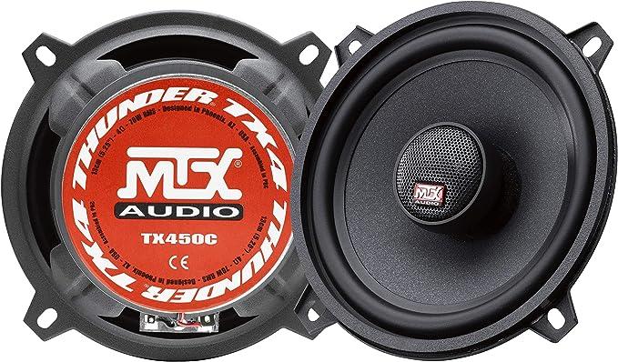 Tx450c 13cm 70w 2 Way Coaxial Speakers Mp3 Hifi