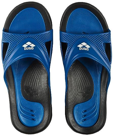 Arena Hydrofit Man Hook, Zapatos de Playa y Piscina para Hombre, Negro (Black/Turquoise 083), 42 EU