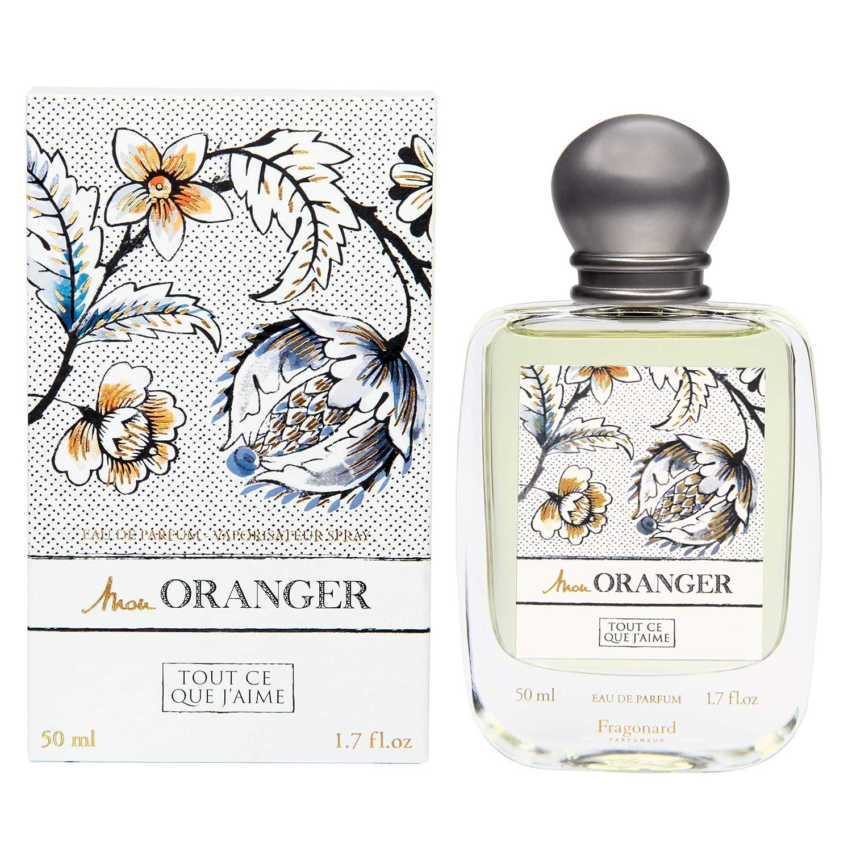 Amazoncom Fragonard Parfumeur Mon Oranger Eau De Parfum 50 Ml