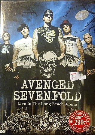 IN SEVENFOLD LIVE LBC THE BAIXAR GRATIS DVD AVENGED
