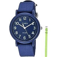Timex Weekender Color Rush conjunto con caja