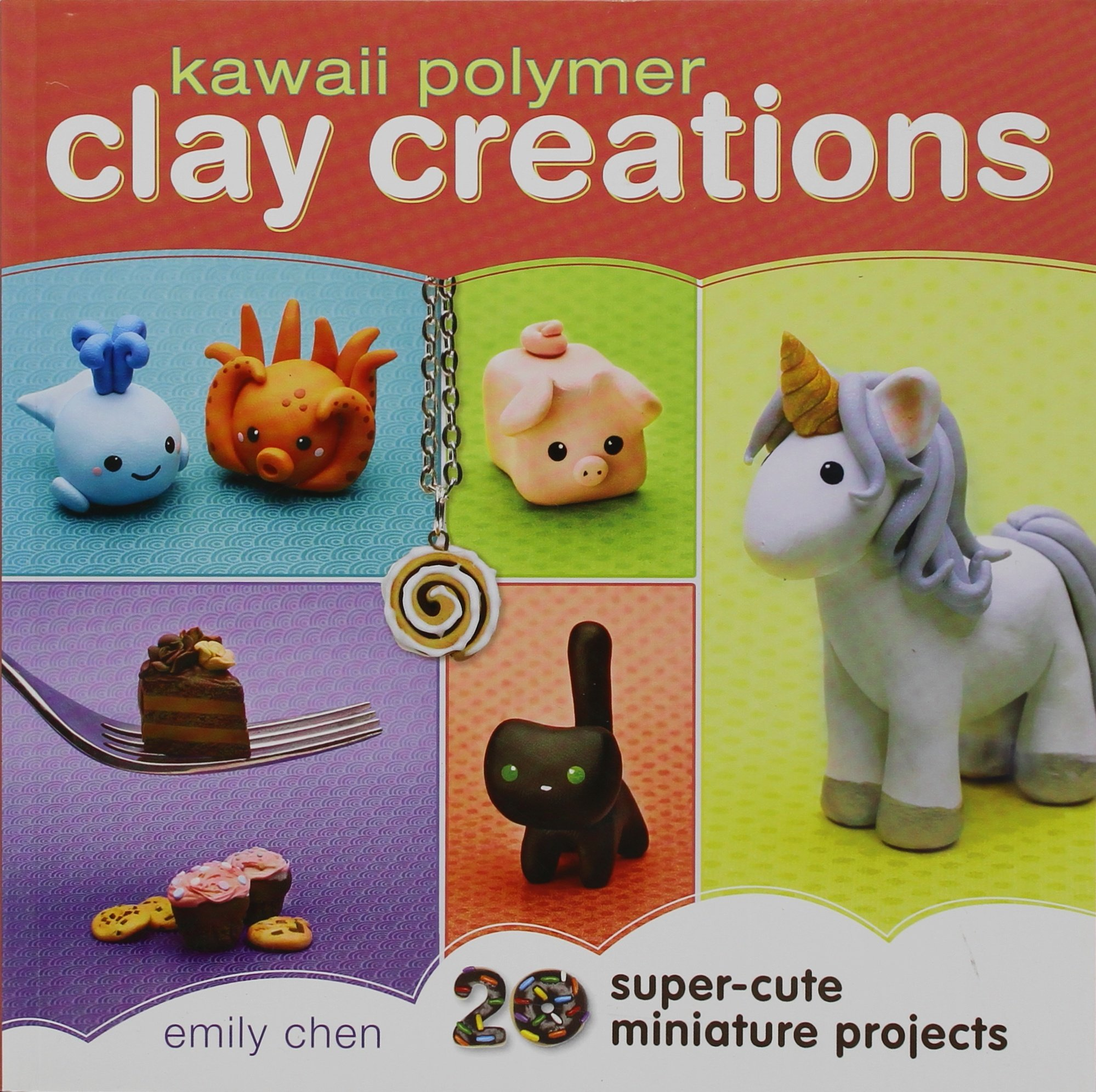 Image of: Porcelana Fria Follow The Author Aliexpress Kawaii Polymer Clay Creations 20 Supercute Miniature Projects