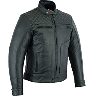 Lovely Naked Leather Waistcoat Motorbike Biker Mens Motorcycle Vest Laced Texpeed Motorcycle Street Gear