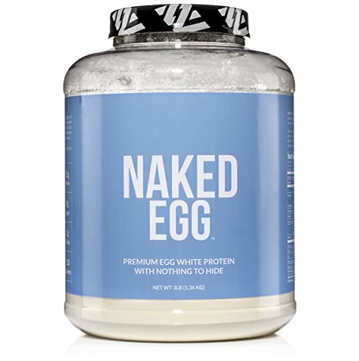 Product thumbnail for Naked Egg-Egg White Protein