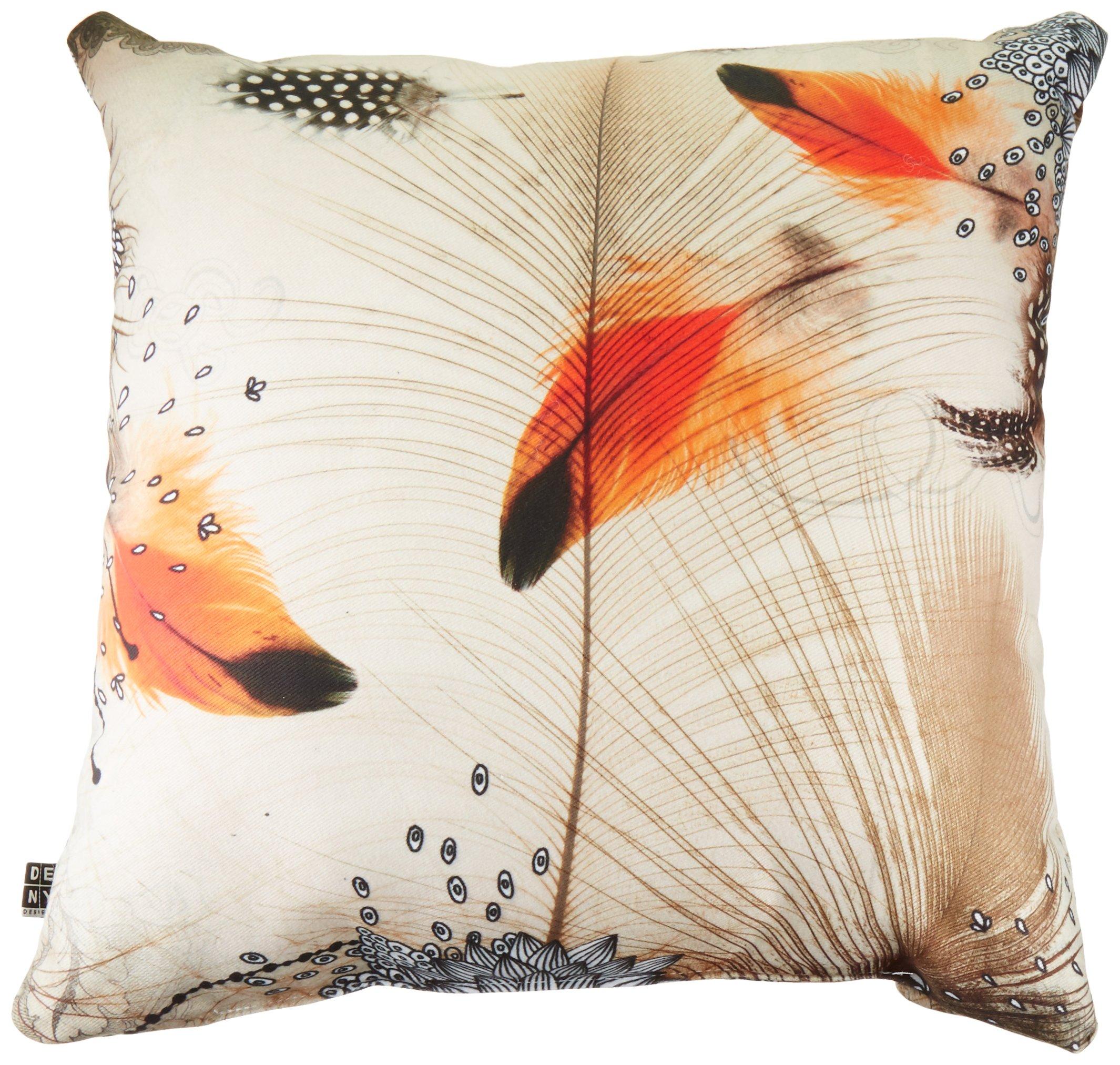 16 x 16 Deny Designs Iveta Abolina Feathered Arrows Outdoor Throw Pillow