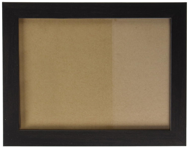 ArtToFrames 4x6 inch Black Coffee Picture Frame, WOM0066-76808-623-4x6
