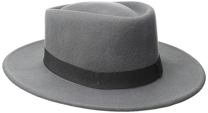 db10f3c990228 Amazon.com  Brixton Men s Alex Hat