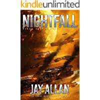 Nightfall (Blood on the Stars Book 10) (English Edition)