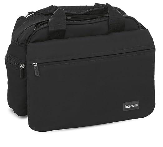 550 opinioni per Inglesina AX90D0BLK My Baby Bag Borsa Fasciatoio, Nero (Black)