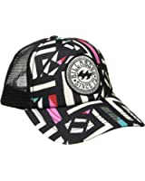 b0ef077a Billabong Juniors Heritage Mashup Trucker Hat, Black, One Size at ...