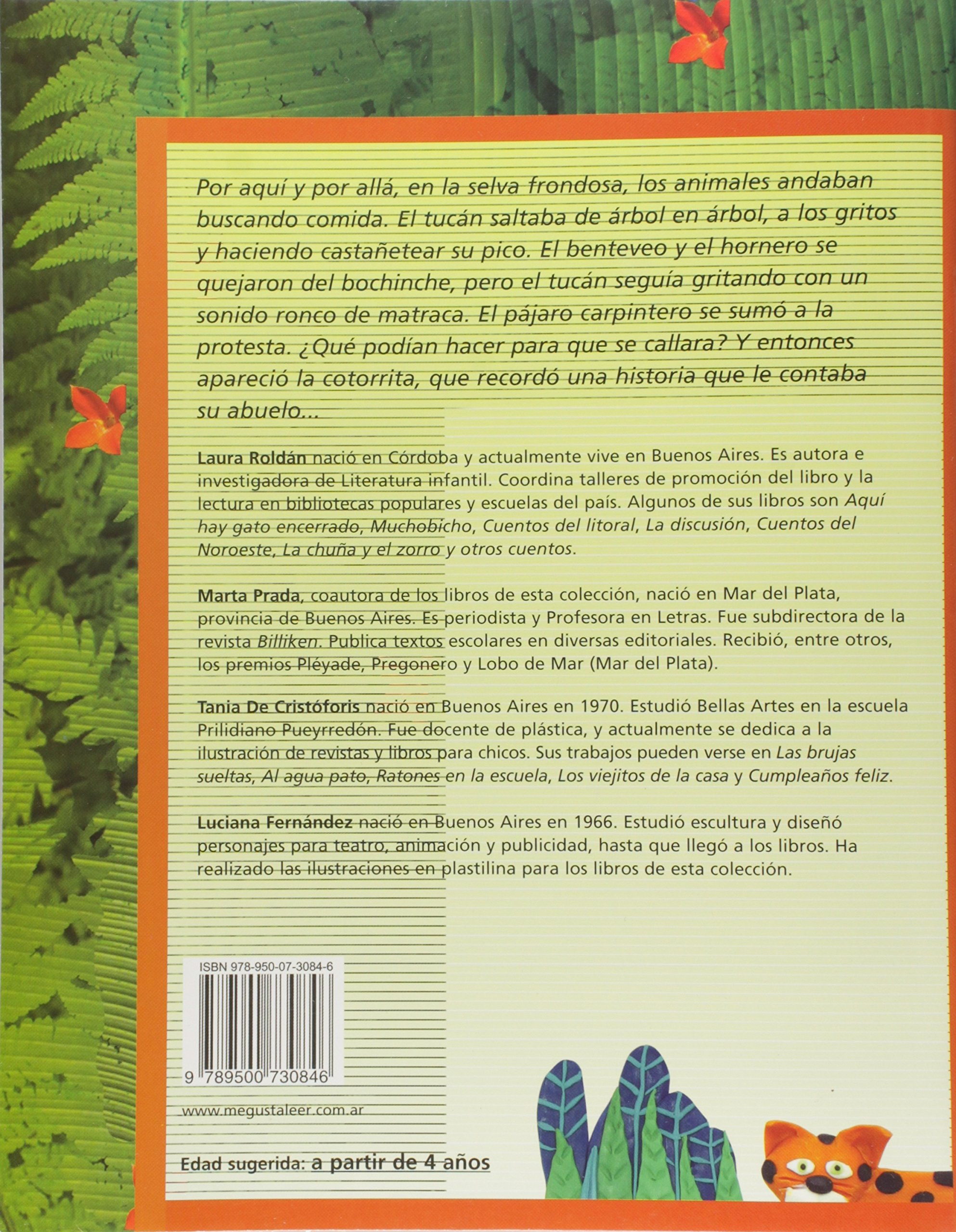 LEYENDA DEL TUCAN, LA (Spanish Edition): ROLDAN: 9789500730846: Amazon.com: Books