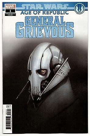 Amazon com: Star Wars AOR General Grievous Concept Design