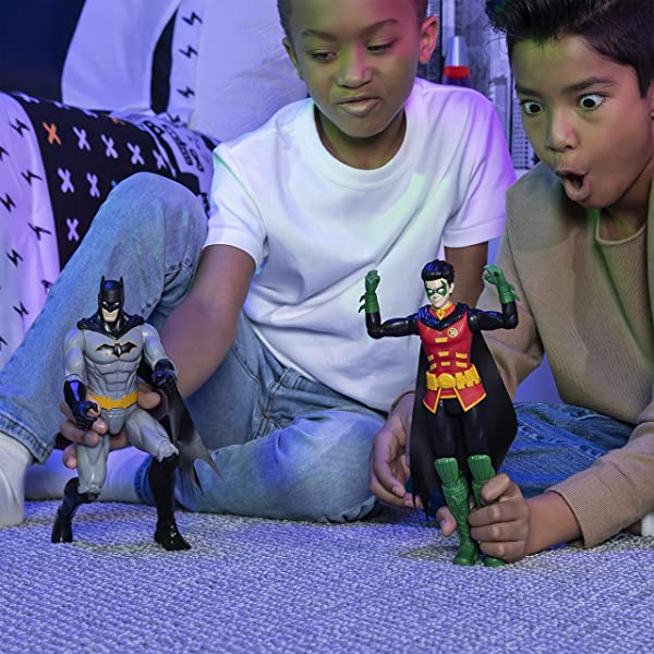 Batman 12-inch Rebirth Action Figure toy for kids
