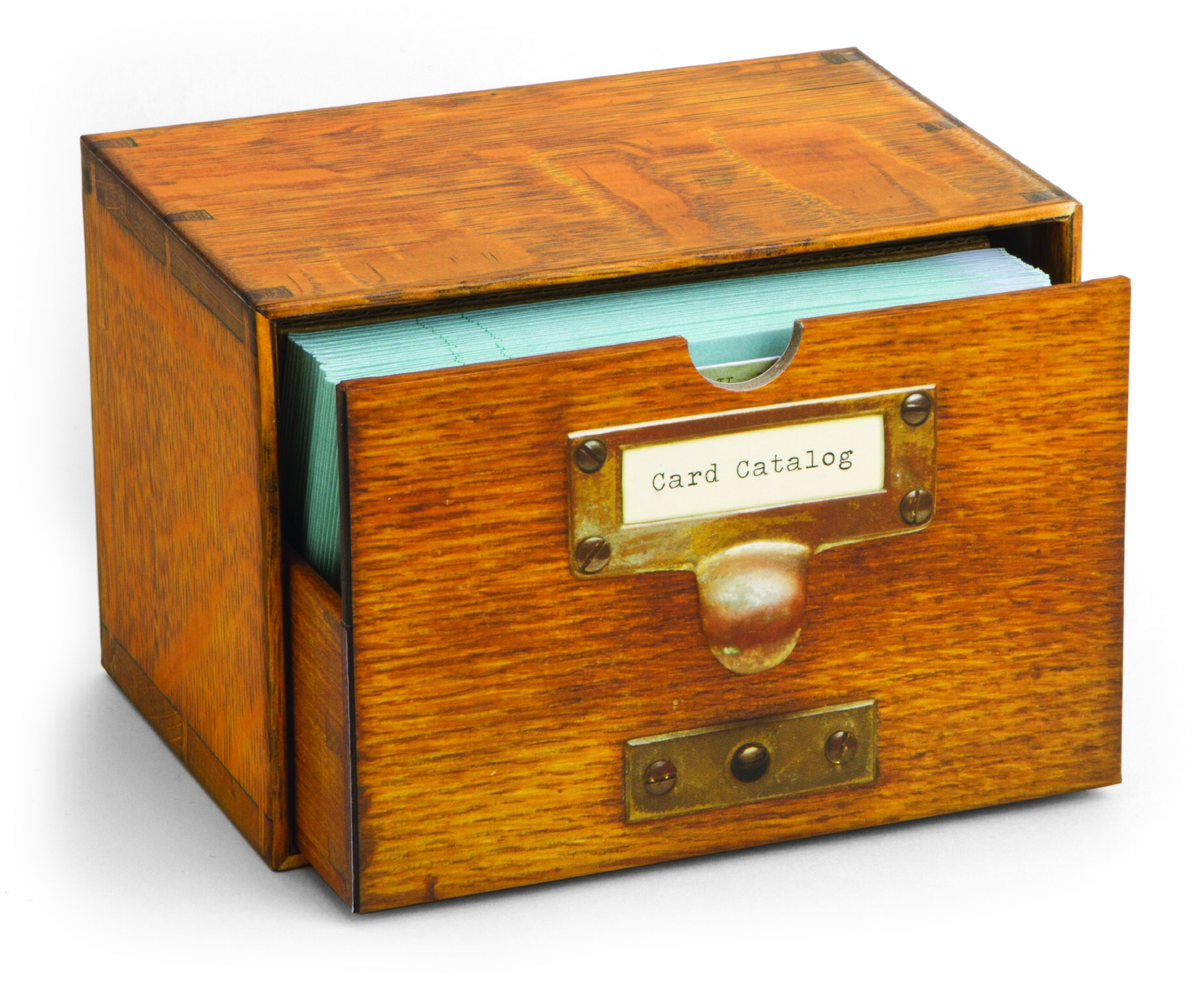 Card Catalog: 30 Notecards from the Library of Congress: Chronicle ...