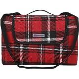 """SONGMICS Picnic Blanket Waterproof Beach Camping Outdoor Blanket Mat 77"""" x 59"""""""