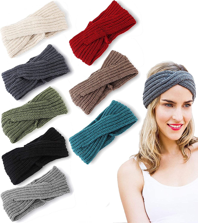 Adramata 4-8 Pcs Crochet...