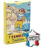 "Jeu de 42 cartes : 7 familles ""Tradition"""