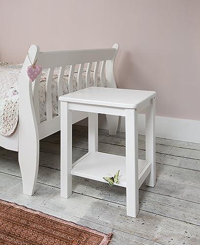 Bedside Table In White Bedside Cabinet