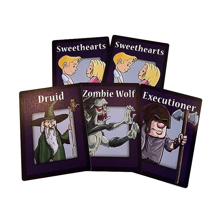 Amazon.com: Juego para fiestas Werewolf (idioma españ ...