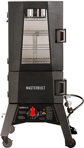 Masterbuilt-MB20050716-Mps-330g-Propane-Smoker