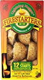 Lightning Nuggets Inc 0-47815-14175-7 12-Count Firestarters