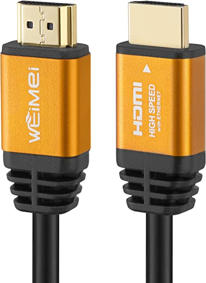 In-Wall Super Speed HDMI Cable CL3 Rated 4K@60Hz Ultra HD 3D+Ethernet Audio ARC