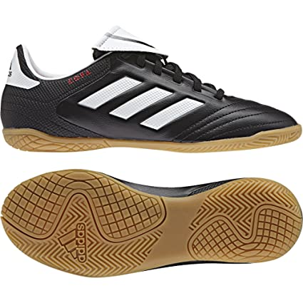 Adidas Copa 17.4 IN J - Zapatillas fútbol Sala para niños, Negro - (Negbas