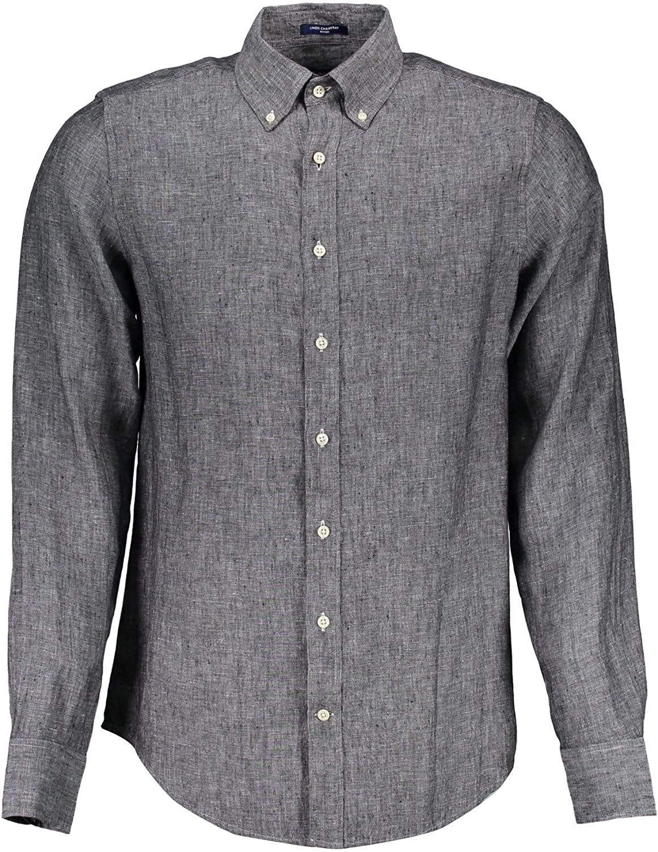 Gant 1701.320002 Camisa con Las Mangas largas Hombre: Amazon.es: Ropa y accesorios