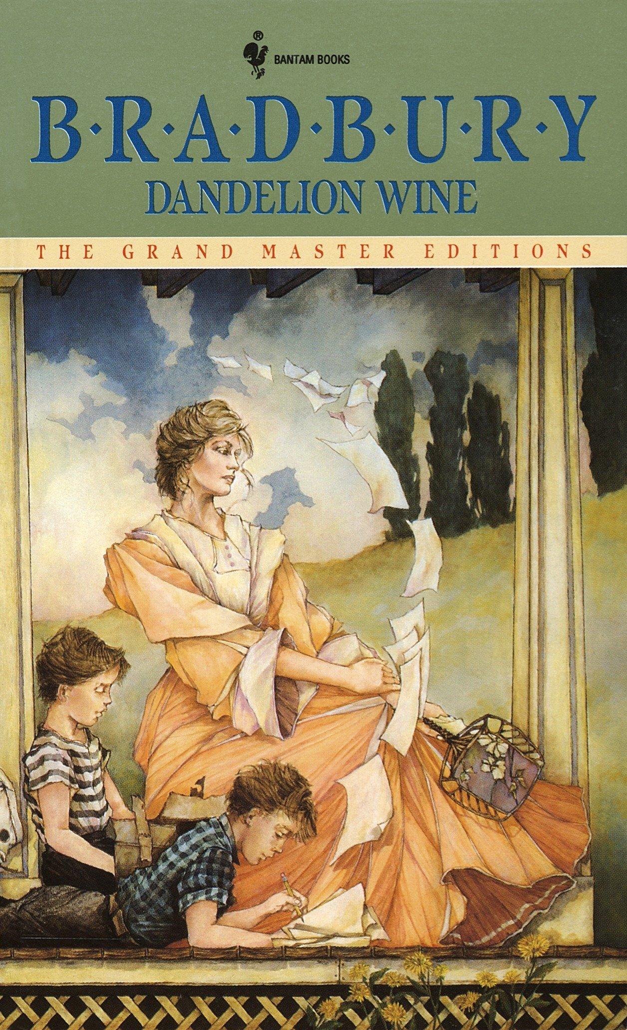 Ray Bradbury And Dark Side Of American >> Dandelion Wine A Novel Grand Master Editions Ray Bradbury