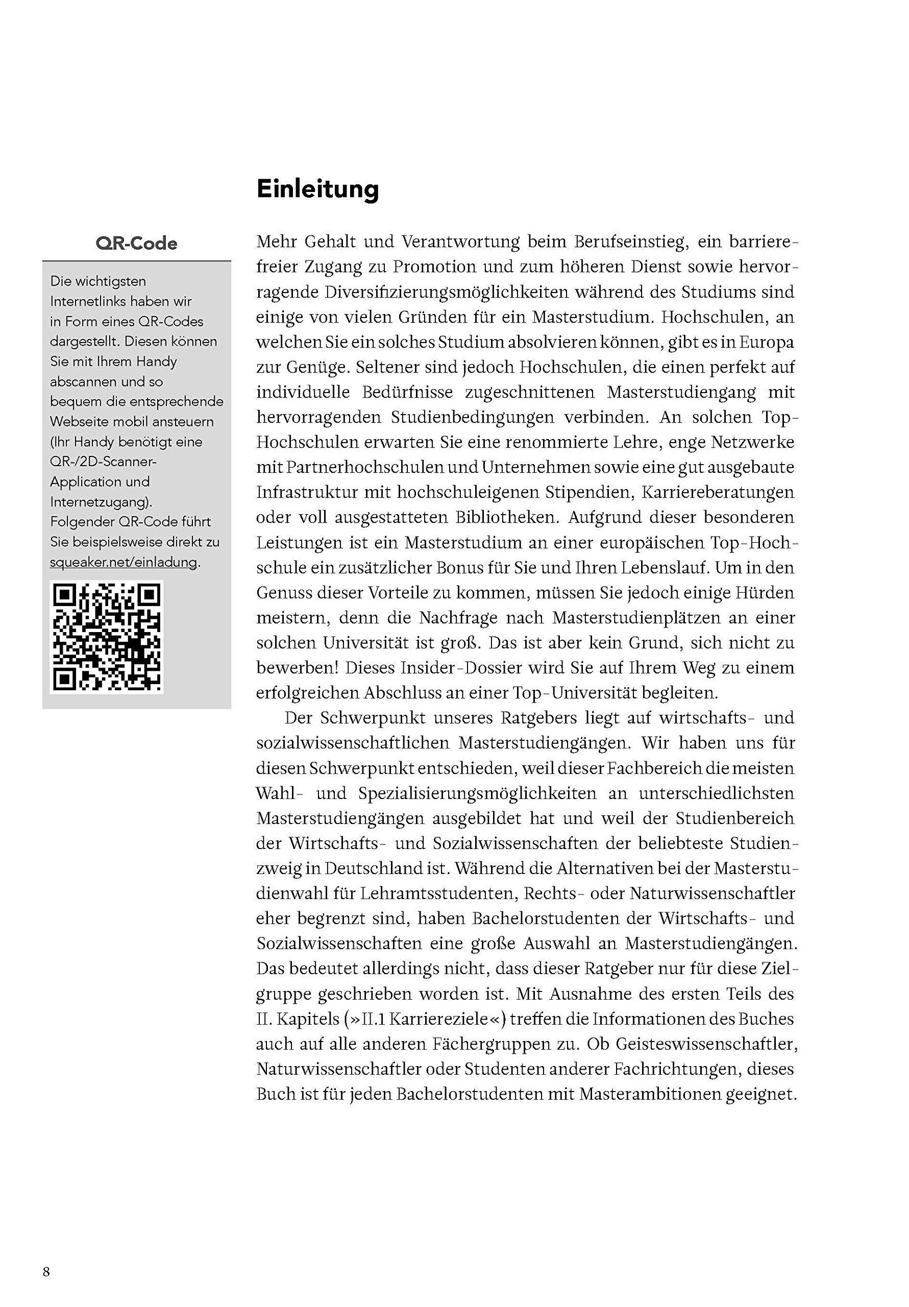 Das Insider-Dossier: Das Master-Studium: Der Weg zum erfolgreichen - Lena  Salm, Hans Mengler - Amazon.de: Bücher