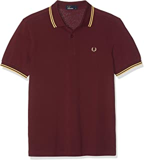 e644fd82 Amazon.com: Fred Perry Men's Twin Tipped Shirt-M3600: Clothing