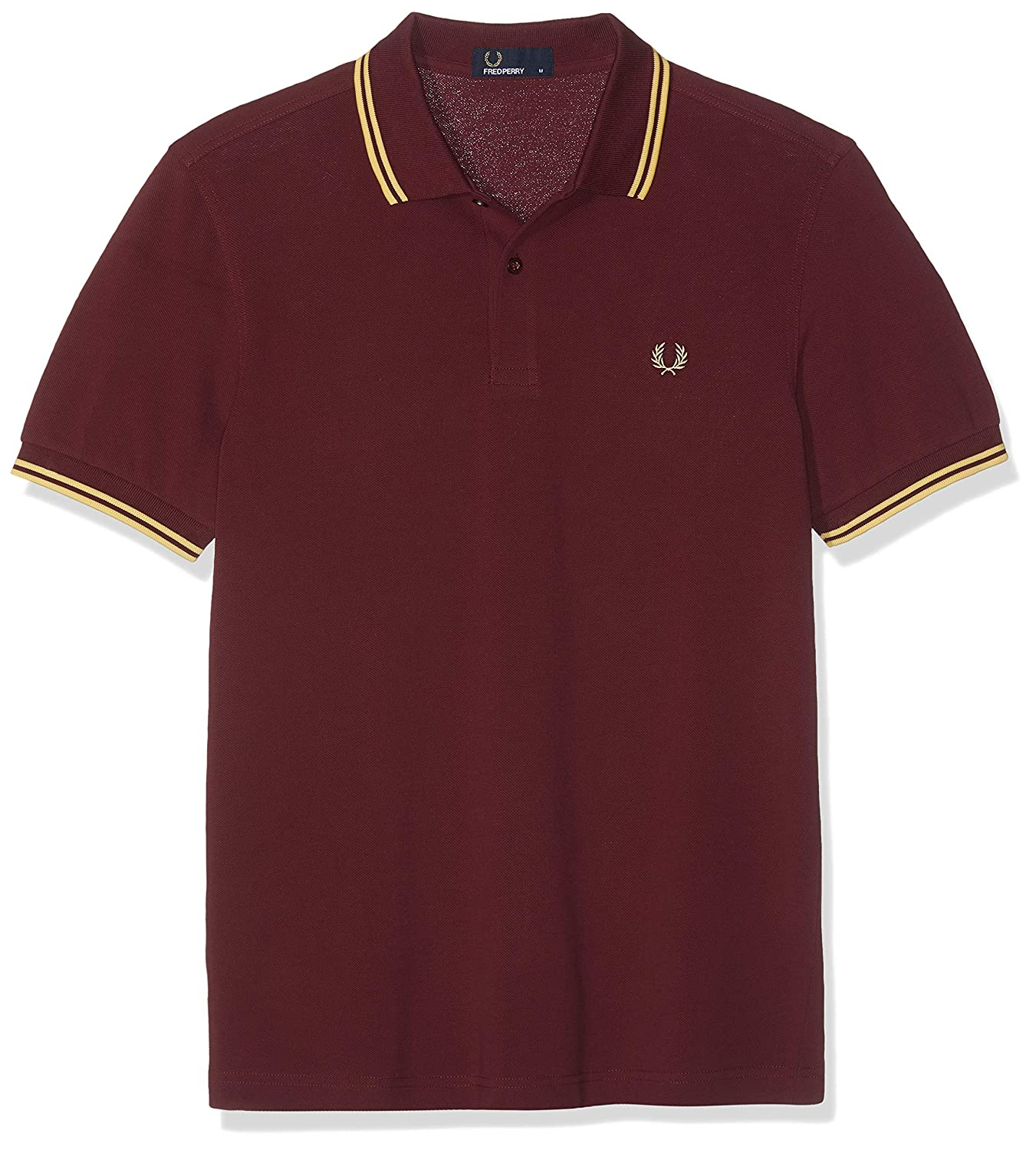 c4c25512a Amazon.com  Fred Perry Men s Twin Tipped Shirt  Fred Perry  Clothing