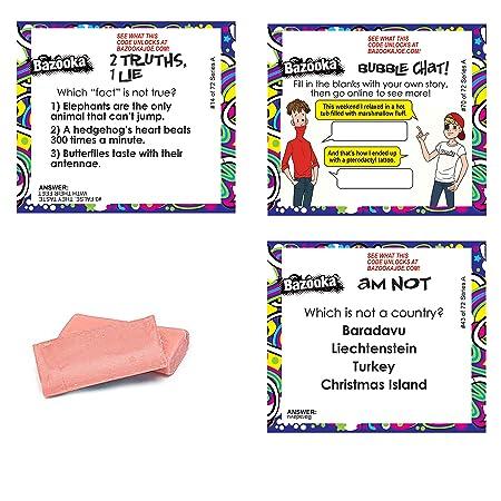 Amazon.com   Bazooka Bubble Gum 349197df0d7f7