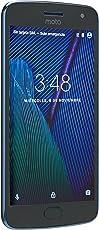 Motorola XT1680 Smartphone Moto G5 Plus color Azul Medianoche. Single SIM, Desbloqueado Nacional