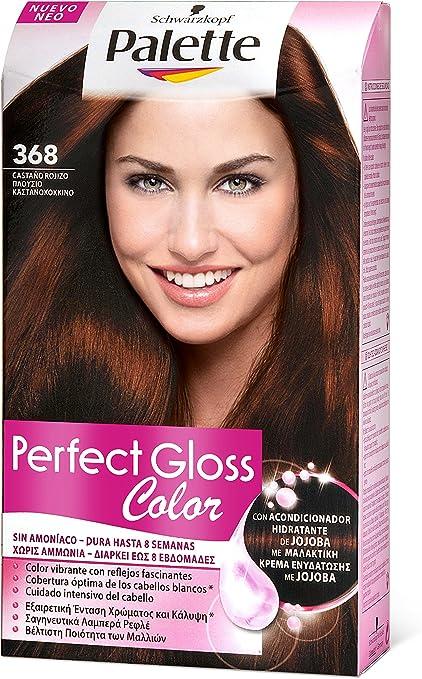 Palette Perfect Gloss 1862139 - Coloración semipermanente/baño de color, tono 368