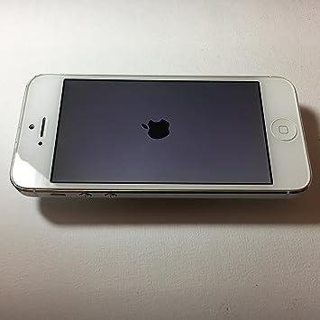 Smartphone Apple Apple iPhone 5 (32 GB, Blanco, Reacondicionado ...