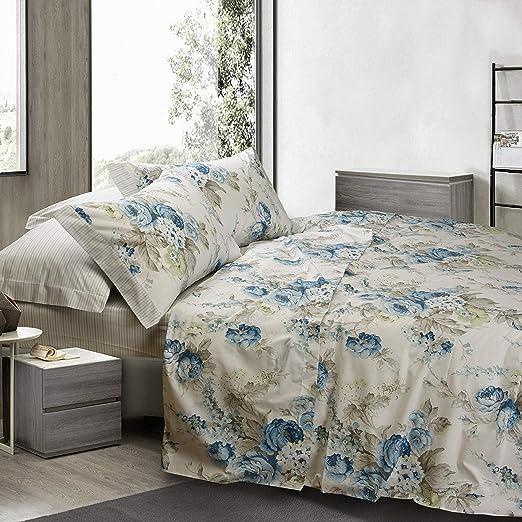 Cogal® – Juego de sábanas de Matrimonio – Dolce Vita – Diseños ...