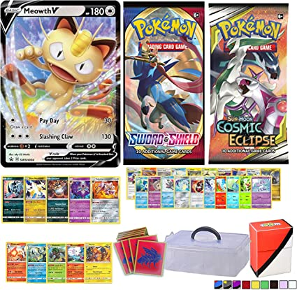 New Pokemon TCG Sleeves And Cases