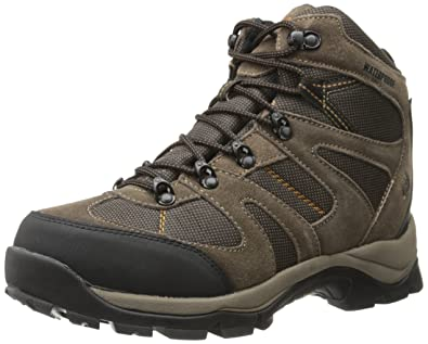 Mens Highlander II Mid Leather Waterproof Hiking Boot
