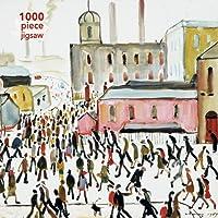Adult Jigsaw L.S. Lowry: Going to Work (1000-piece jigsaws)