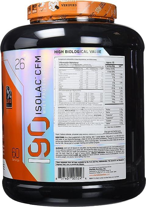 Starlabs Nutrition I90 Isolac CFM Chocolate Milkshake - 1810 gr