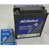 Acdelco 5 Ah Bike Battery- 5 Years Warranty For Honda, Hero Etc