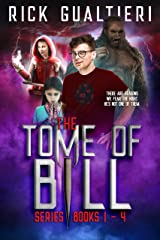 The Tome of Bill Series - Books 1-4: an Urban Fantasy / Horror Comedy Collection (Tome of Bill Omnibus Book 1) Kindle Edition